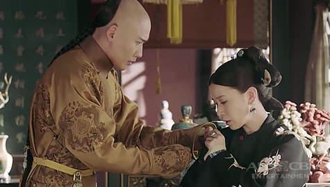 Story Of Yanxi Palace: Emperor Qian Long, labis na nag-aalala kay Consort Xian Image Thumbnail