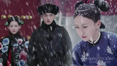 Story Of Yanxi Palace: Ying Luo, masama ang loob sa pagpapakasal ni Fu Heng Image Thumbnail