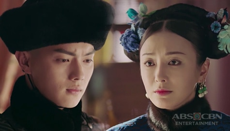 Story Of Yanxi Palace: Fu Heng, inaalala ang kalagayan ni Ying Luo Image Thumbnail