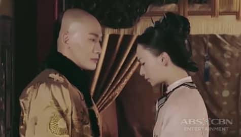 Story Of Yanxi Palace: Emperor Qian Long, inaming interesado siya kay Ying Luo Image Thumbnail