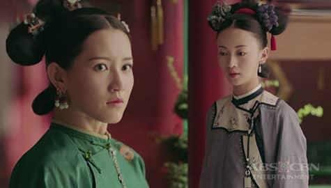 Story Of Yanxi Palace: Erqing, sinaktan si Ying Luo Image Thumbnail