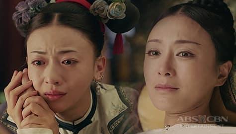 Story Of Yanxi Palace: Ying Luo, labis na nagpapasalamat na maganda na ang kalagayan ni Empress Rong Yin Image Thumbnail