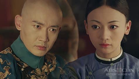 Story Of Yanxi Palace: Ying Luo, sinabing hindi niya muna pwedeng tabihan ang Emperor Image Thumbnail