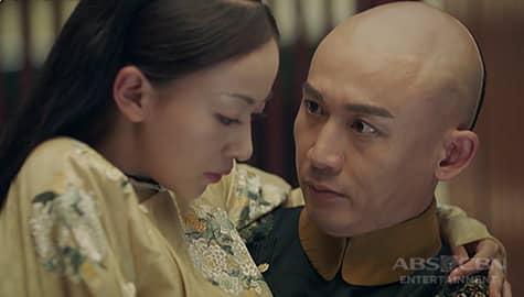 Story Of Yanxi Palace: Emperor Qian Long, nag-aalala kay Ying Luo Image Thumbnail