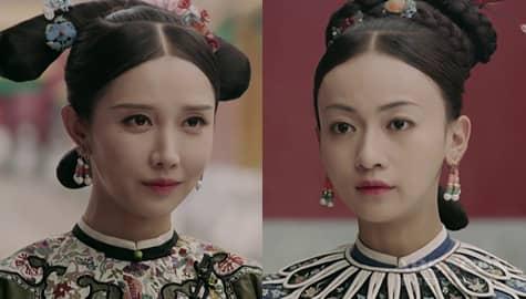 Story Of Yanxi Palace: Lady Jarem, pinaluhod si Ying Luo sa harap niya Image Thumbnail
