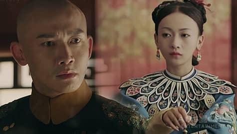 Story Of Yanxi Palace: Emperor Qian Long, nainis na naman kay Ying Luo Image Thumbnail