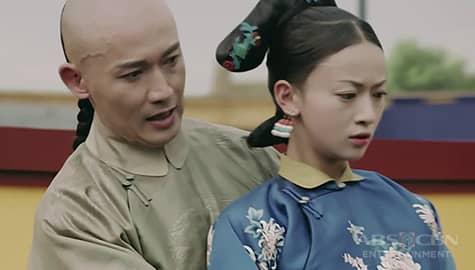 Story Of Yanxi Palace: Emperor Qian Long, tinuruan si Ying Luo na mangabayo Image Thumbnail