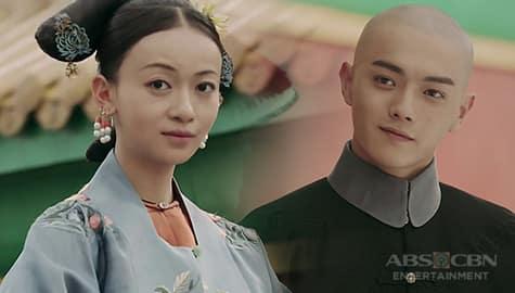 Story Of Yanxi Palace: Fu Heng, masaya na nagpaalam sa kanya si Ying Luo Image Thumbnail