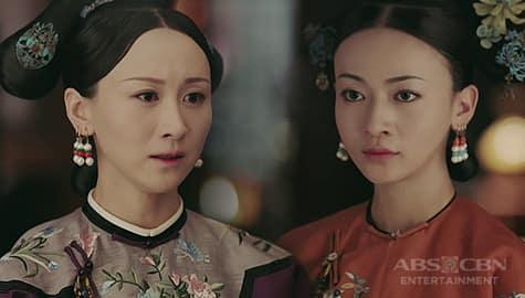 Story Of Yanxi Palace: Lady Yu, nakipagkasundo kay Ying Luo Image Thumbnail