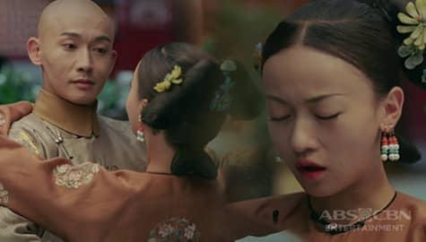 Story Of Yanxi Palace: Ying Luo, pinasaya ang Emperor kahit masama ang pakiramdam nito Image Thumbnail