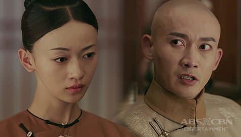 Story Of Yanxi Palace: Emperor Qian Long, binalaan si Ying Luo Image Thumbnail