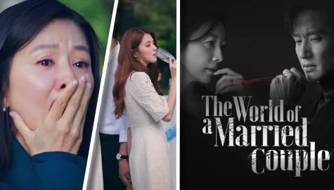 2020's most watched Korean series The World of A Married Couple debuts on Kapamilya Channel