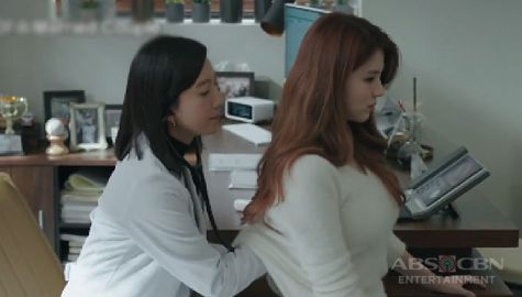 The World Of A Married Couple: Denise, nagpa-check up kay Sandra Image Thumbnail