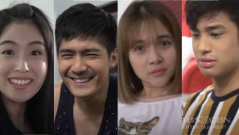Aja! Aja! Tayo Sa Jeju: Robi, Donny, Kristel at Shine, na-surprise nang malaman na pupunta sila sa Jeju Island! Image Thumbnail