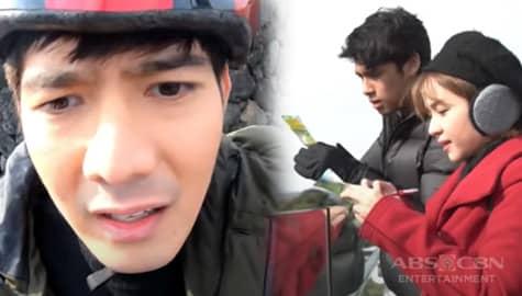 Aja! Aja! Tayo sa Jeju: Robi, napipikon na nga ba kina Kristel at Donny? Image Thumbnail