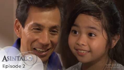 Asintado: Vicente, tuluyan nang inampon si Juliana | Episode 2 Image Thumbnail