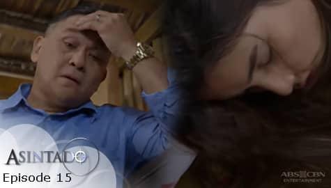 Asintado: Salvador, pinatahimik si Rowena | Episode 15 Image Thumbnail