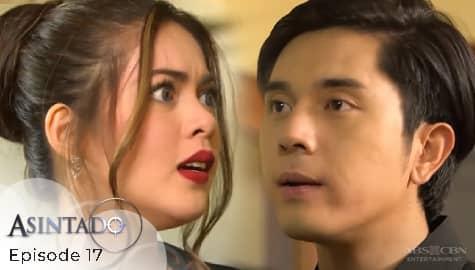 Asintado: Samantha, ipinaalam ang kanyang pagbubuntis kay Gael | Episode 17 Image Thumbnail