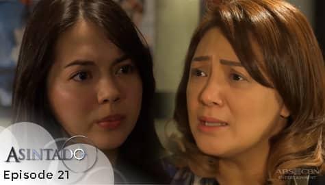 Asintado: Celeste, pinayuhan si Ana sa kanyang paghihiganti kay Salvador | Episode 21   Image Thumbnail