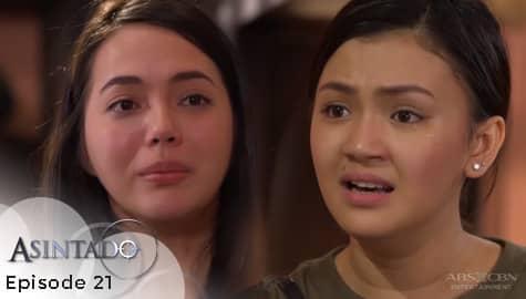 Asintado: Emmy, naluha nang muling makita si Ana | Episode 21  Image Thumbnail