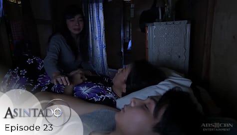 Asintado: Ana, nangako na poprotektahan ang kaniyang pamilya | Episode 23 Image Thumbnail