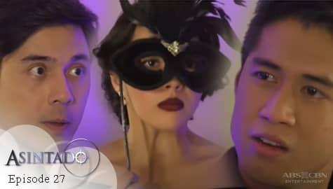 Asintado: Xander, ipinakilala si Ana bilang Stella kay Gael | Episode 27 Image Thumbnail