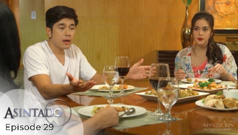 Asintado: Samantha at Gael, plano lumipat ng bagong bahay | Episode 29 Image Thumbnail