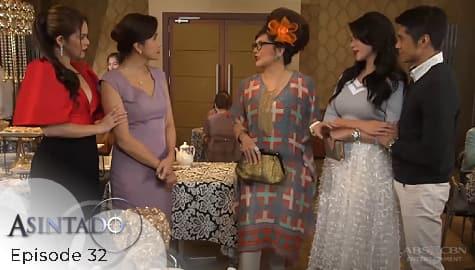 Asintado: Ana, napaniwala si Carlota sa kaniyang pagpapanggap bilang Stella | Episode 32 Image Thumbnail