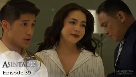 Asintado: Ana at Xander, isinagawa ang kanilang plano laban kay Salvador | Episode 39 Image Thumbnail