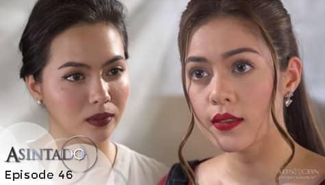Asintado: Samantha, kinompronta si Ana sa kanyang paglapit kay Gael | Episode 46 Image Thumbnail
