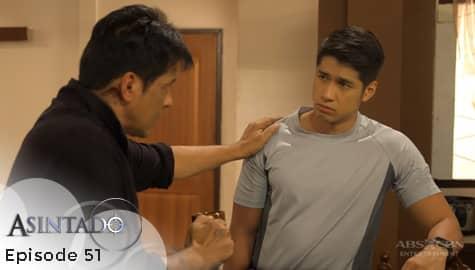 Asintado: Melchor, pinaalalahanan si Xander sa kanyang nararamdaman kay Ana | Episode 51 Image Thumbnail