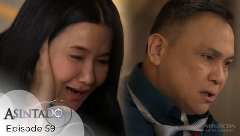 Asintado: Salvador, nasampal si Miranda sa pagbabalik ni Ana | Episode 59 Image Thumbnail