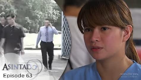 Asintado: Yvonne, ikinuwento ang nangyari nang mabaril si Salvador | Episode 63 Image Thumbnail