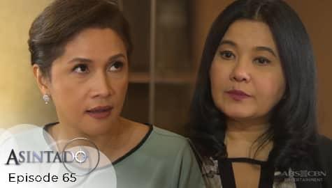 Asintado: Miranda, iginiit kay Hillary na hindi niya bibitawan si Salvador | Episode 65 Image Thumbnail