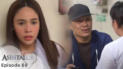 Asintado: Mona, natakot nang makita sa ospital ang tauhan ni Miranda | Episode 69  Image Thumbnail