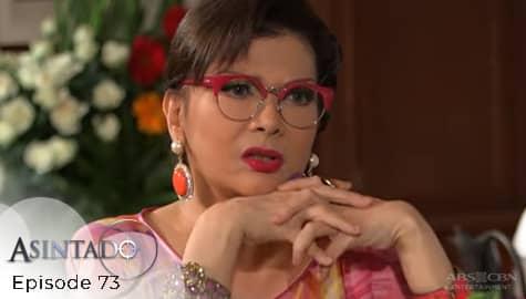 Asintado: Ana at Xander, ibinalik ang kompanya kay Carlotta | Episode 73 Image Thumbnail