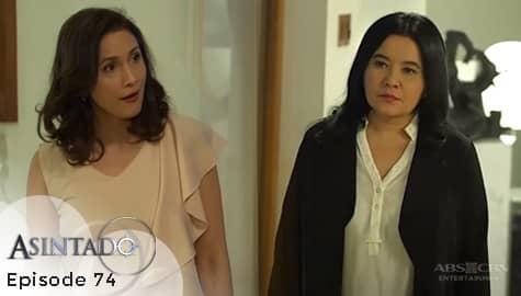 Asintado: Miranda, sinugod si Hillary tungkol kay Gael | Episode 74 Image Thumbnail