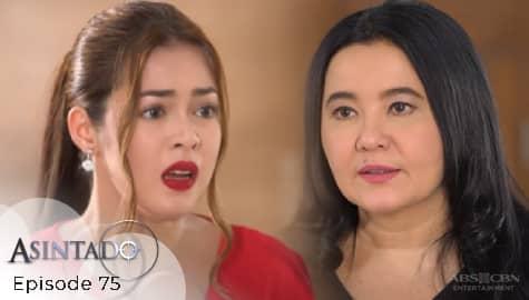 Asintado: Samantha at Miranda, isinumbat ang kasalanan ng isa't isa | Episode 75 Image Thumbnail