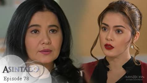 Asintado: Samantha, humingi ng tulong kay Miranda para sa tiwala ni Gael | Episode 78 Image Thumbnail