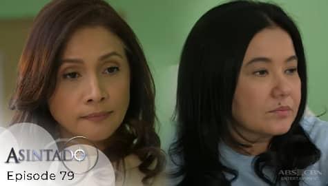 Asintado: Miranda, nainis sa pagbisita sa kaniya ni Hillary | Episode 79 Image Thumbnail
