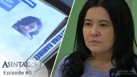 Asintado: Miranda, nadiskubre ang tunay na pagkatao ni Samantha | Episode 85 Image Thumbnail