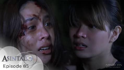 Asintado: Mona, ipinaalam ang tunay na pagkatao ni Samantha kay Yvonne | Episode 85 Image Thumbnail