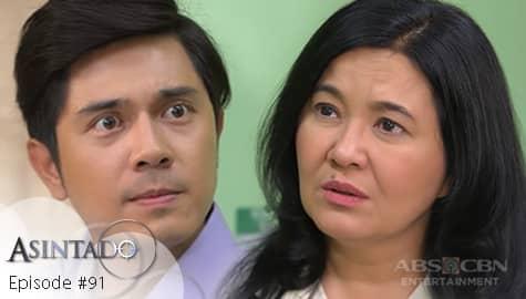 Asintado: Gael, isinumbat ang pagkakamali ng kaniyang Ina | Episode 91 Image Thumbnail
