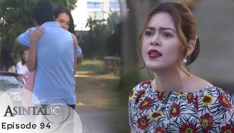 Asintado: Samantha, sinugod si Ana nang makitang kayakap si Gael | Episode 94 Image Thumbnail