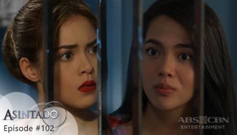 Asintado: Ana, dinalaw sa kulungan si Samantha | Episode 102 Image Thumbnail