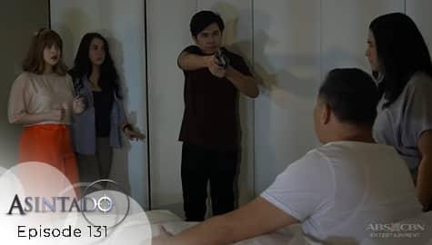 Asintado: Ana at Samantha, pinigilan ang plano ni Gael kay Salvador | Episode 131 Image Thumbnail