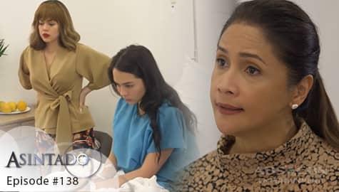 Asintado: Hillary, napansin ang away nina Ana at Samantha   Episode 138 Thumbnail