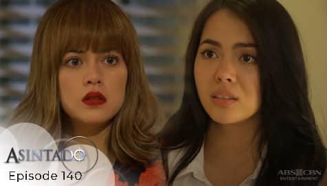 Asintado: Samantha, itinago ang kaniyang problema kay Ana   Episode 140 Thumbnail