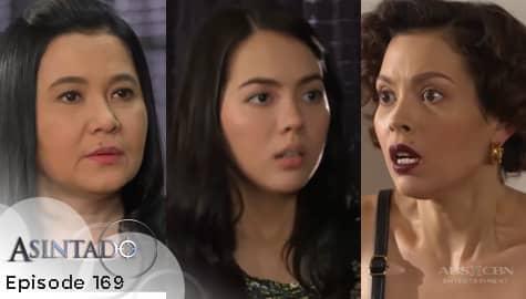 Asintado: Natasha, nagulat nang makitang kasama ni Miranda si Ana | Episode 169 Image Thumbnail
