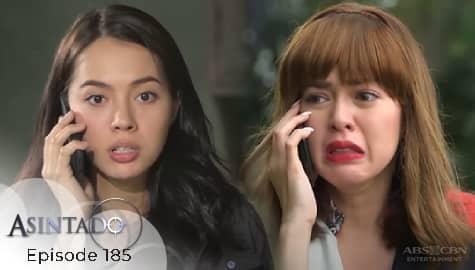 Asintado: Ana, sinisi si Samantha sa pagkawala ng kanyang anak | Episode 185 Image Thumbnail